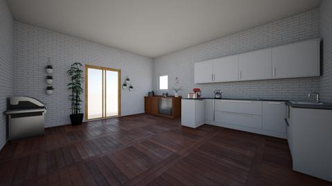 La cocina - by ZullyGabrielaPicazzo