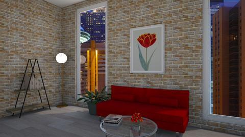atlanta living - Modern - Living room  - by elladesign