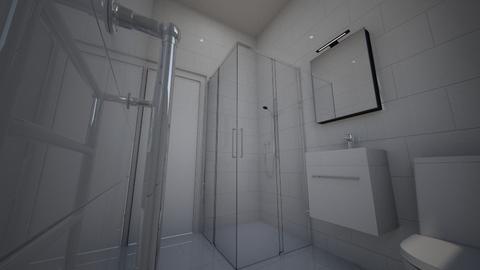 Bathroom Loft - Bathroom  - by Alice2021