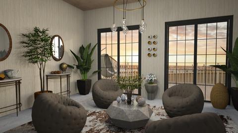 Egg - Living room  - by kyrabaldwin