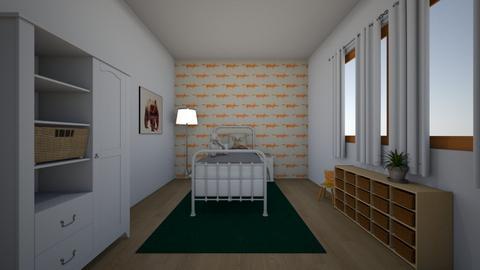 kids  - Kids room - by _Kikus