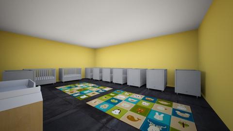 infant room - Kids room  - by cassytsakon