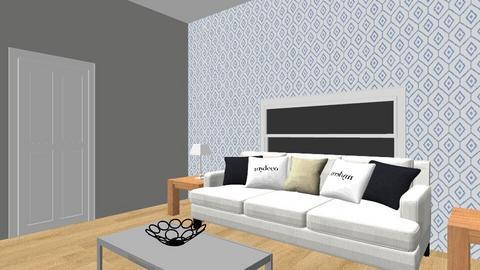 Practice Room - Living room - by stlbridget6