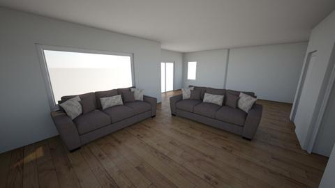 Humberto Madriz Great Rm - Living room - by dannyhsu