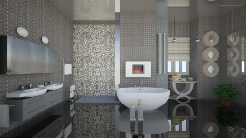 harmony - Modern - Bathroom  - by Ida Dzanovic