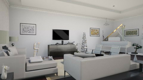 other - Minimal - Living room  - by nataliaMSG