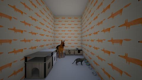 My Pet Room  - by valentena