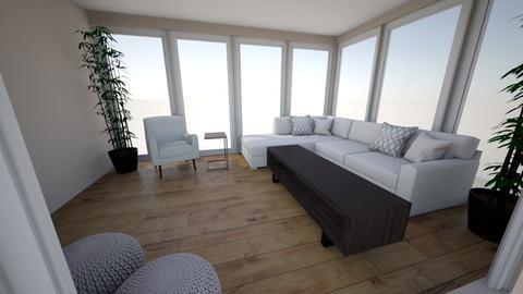 Sun Room 3 - Living room  - by homerbartlett