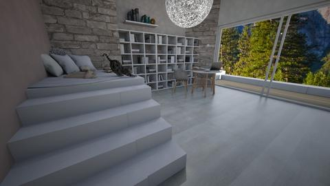 relax room - Living room  - by nikolilelinka
