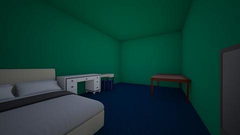 Dream Bedroom - Modern - Bedroom  - by TIR600207