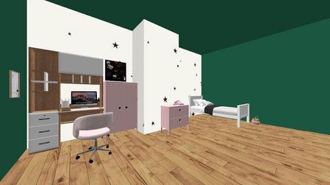 fun kids room - Minimal - Kids room - by SueandEs