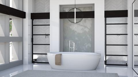 Minimal Bath - by Maryjo1965