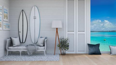 Contest 5_beach room - Bedroom  - by Aristar_bucks