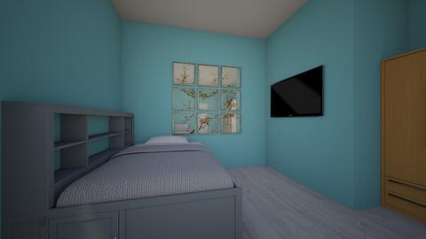 Home Ec interior design p - Bedroom  - by nicoleclinton04