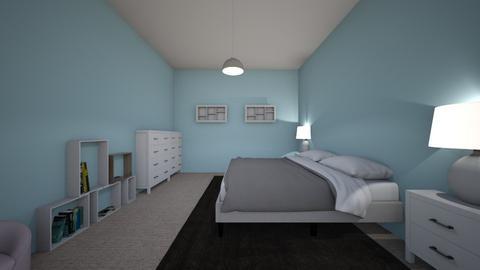 kathy - Bedroom  - by katherinepuelpan