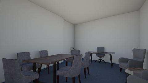 gabinet - Office  - by kasia1994