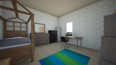 HABITACION 1 - Modern - Kids room - by leomd58