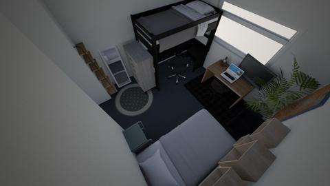 JarDyl - Bedroom  - by dcw