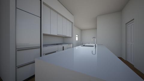 Parallel kitchen - Kitchen - by KatyDavidson