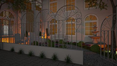 ornamental garden - by ilcsi1860