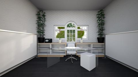 Apple themed office - Office  - by samson1128