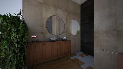 bathroom to master bedroo - Bathroom - by dlhagi