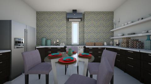 Kistch kitchen - by CeliGP