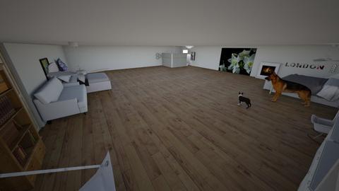wonder bedroom - Modern - Bedroom - by 135654