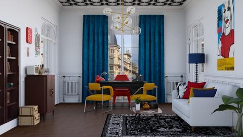 Bauhaus - Office  - by Charipis home