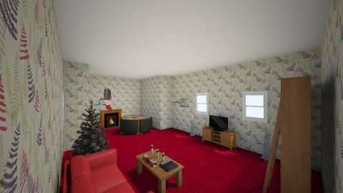 christmas - Living room - by fabulous_designs