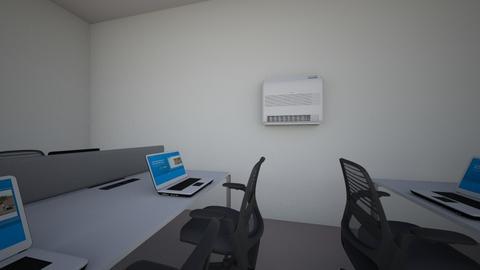 Sala 1 - Office - by anaaaaahhhhh