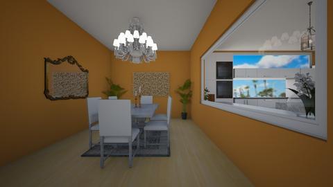 Michelles Dream Design 4 - Dining room - by Kierstyn_Aaryn