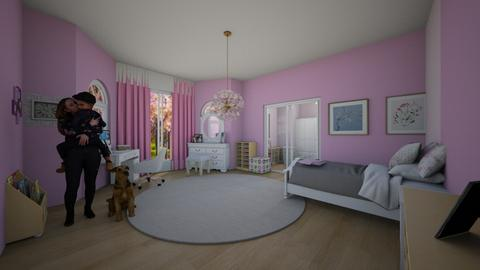 bedroom two - Bedroom  - by future_dream_room