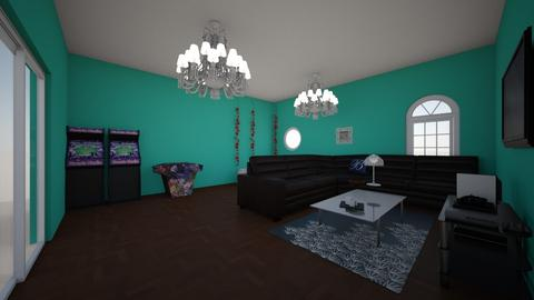Ultimate Living Room - Living room - by Cat_Maniac_4_life