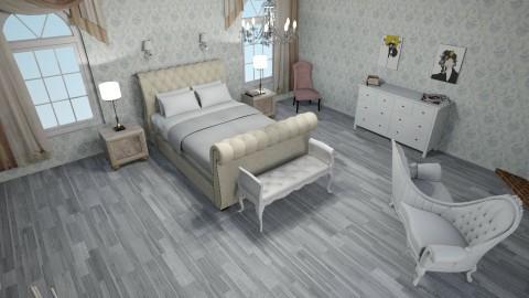 Stilski enterijer 9 - Modern - Bedroom - by Milica Milanovic