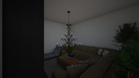 1 - Living room  - by HannaGG