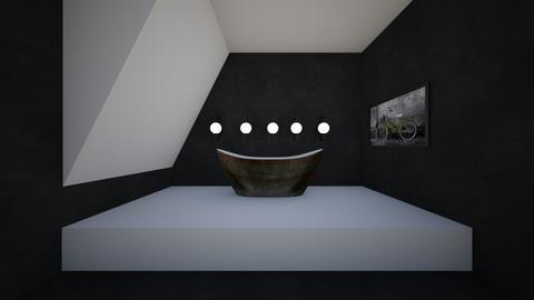 luks banyo - Bathroom  - by selin demiray1