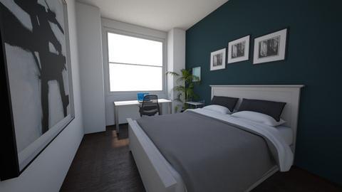 Bedroom - Minimal - Bedroom - by IsaiasEd
