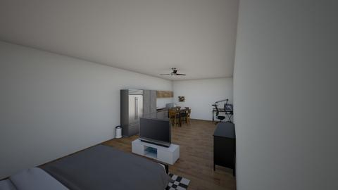 my bedroom - Bedroom  - by hey cutie7884