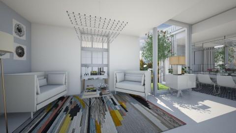 IX35 - Living room  - by camivieira94