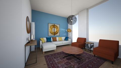 Living - Modern - Living room  - by saartjeuitholten