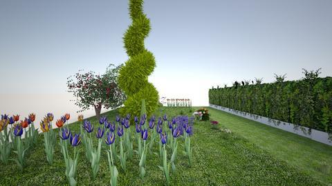 garden - Garden  - by zanzan420