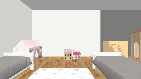b - Kids room  - by sydneyshelby