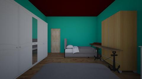 ekfnewf - Bedroom  - by AlexaLevi