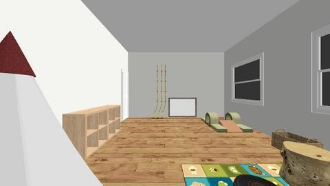 aula  - Kids room  - by estela sanchez