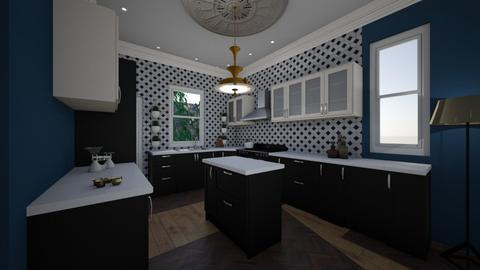 Looe House kitchen 2 - Kitchen - by Lisett