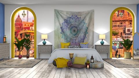 sleep in india - Bedroom  - by rasty