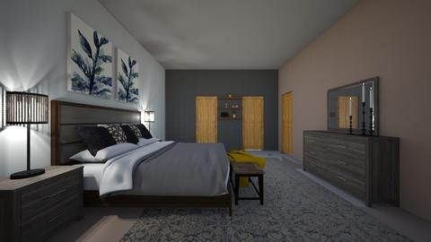 Inspirational 3 - Modern - Bedroom  - by Redesigned Finds