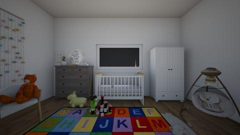 play time - Modern - Kids room  - by hicran yeniay