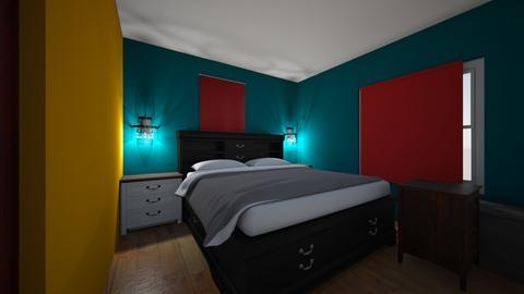 3BD - Bedroom  - by siren1471